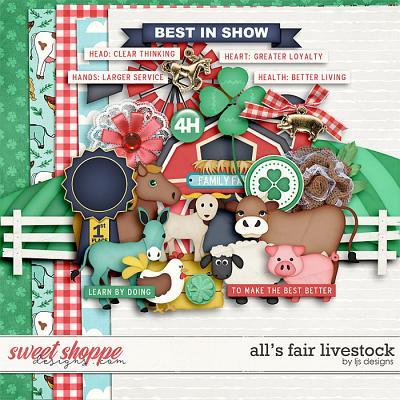 All's Fair Livestock by LJS Designs