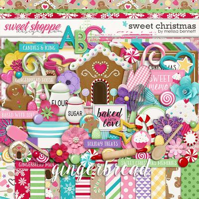 Sweet Christmas by Melissa Bennett