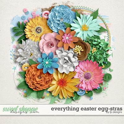 Everything Easter Egg-stras by LJS Designs