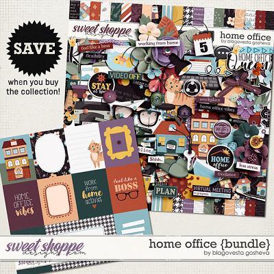 Home Office {bundle} by Blagovesta Gosheva