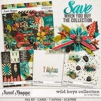 Wild Boyz: COLLECTION by Studio Flergs