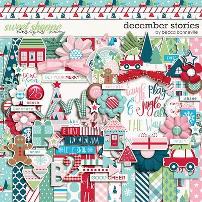 December Stories by Becca Bonneville