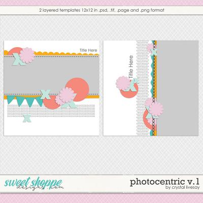 Photocentric V1 Templates by Crystal Livesay