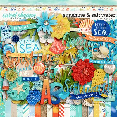 Sunshine & Saltwater by Amber Shaw