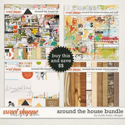 Around The House Bundle by Studio Basic