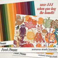 Autumn Stash Bundle by Krystal Hartley
