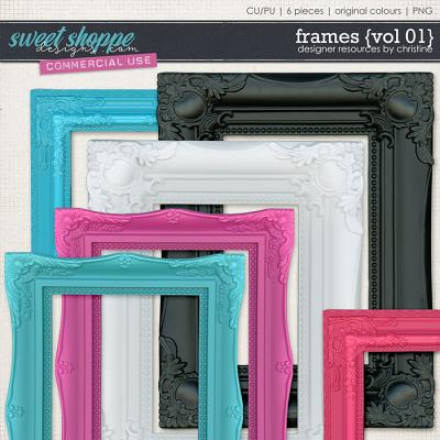 Frames {Vol 01} by Christine Mortimer