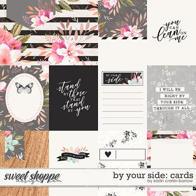 By Your Side: Cards by Kristin Cronin-Barrow