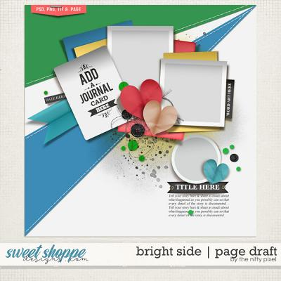 BRIGHT SIDE PAGE DRAFT by The Nifty Pixel