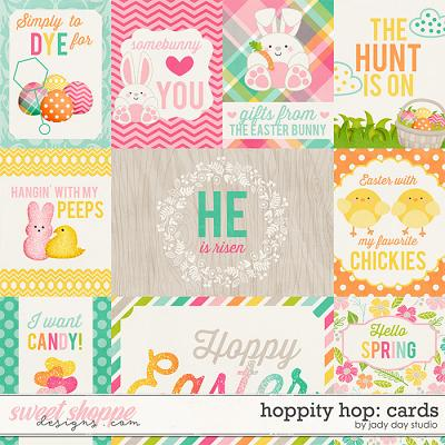 Hoppity Hop: Cards by Jady Day Studio