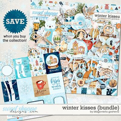 Winter Kisses {bundle} by Blagovesta Gosheva