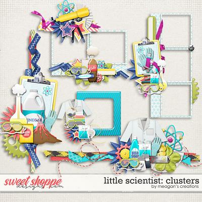 Little Scientist: Clusters by Meagan's Creations