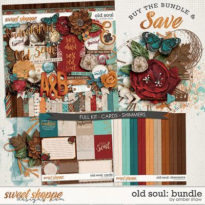 Old Soul Bundle by Amber Shaw