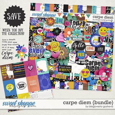 Carpe Diem {bundle} by Blagovesta Gosheva