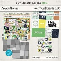 Everyday: Thrive Bundle by Lauren Grier and Jenn Barrette