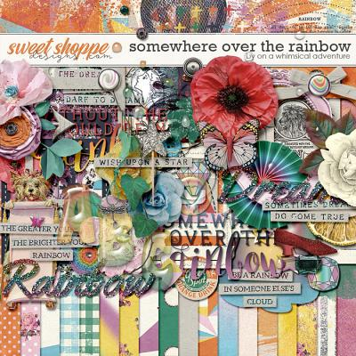 Somewhere Over The Rainbow Kit by On A Whimsical Adventure
