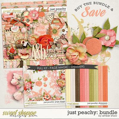 Just Peachy: Bundle by Amber Shaw