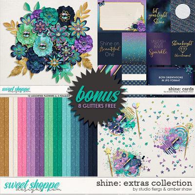 Shine: EXTRAS BUNDLE by Studio Flergs & Amber Shaw