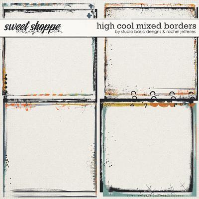 High Cool Borders by Studio Basic and Rachel Jefferies
