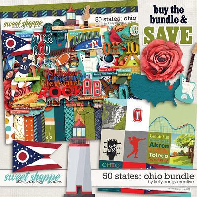 50 States: Ohio Bundle by Kelly Bangs Creative