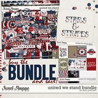 United We Stand Bundle by Libby Pritchett