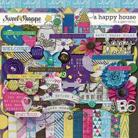 A Happy House by Sugary Fancy
