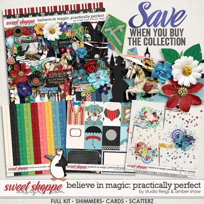 Believe in Magic: Practically Perfect Collection by Amber Shaw & Studio Flergs