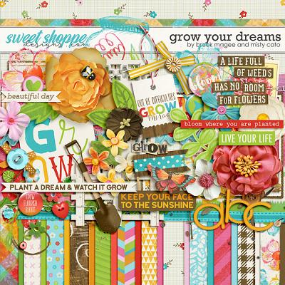 *FREE with your $10 Purchase* Grow Your Dreams by Brook Magee and Misty Cato