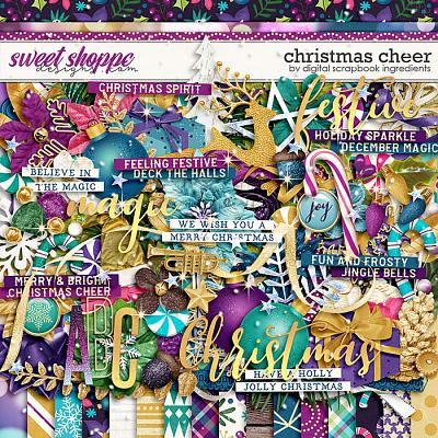 Christmas Cheer by Digital Scrapbook Ingredients