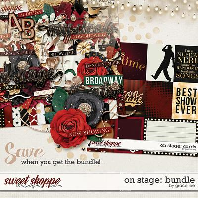 On Stage: Bundle by Grace Lee