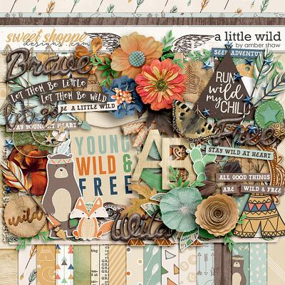 A Little Wild by Amber Shaw