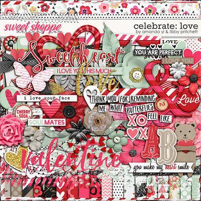 Celebrate: Love by Amanda Yi & Libby Pritchett