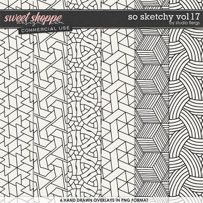 So Sketchy VOL 17 by Studio Flergs