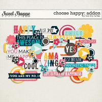 Choose Happy: Addon by Two Tiny Turtles