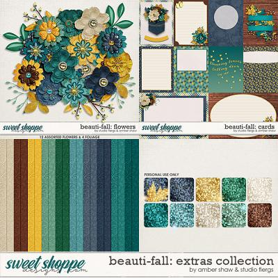 Beautifall: Extras Bundle by Amber Shaw & Studio Flergs