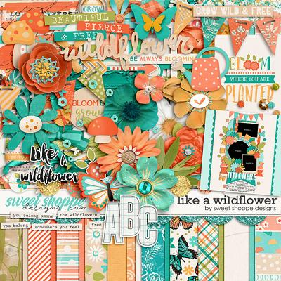 *FLASHBACK FINALE* Like A Wildflower by Sweet Shoppe Designs