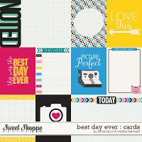Best Day Ever Cards by Amanda Yi & Melissa Bennett
