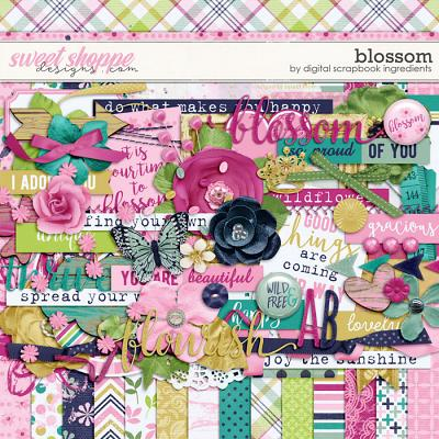 Blossom by Digital Scrapbook Ingredients