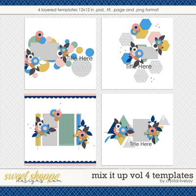 Mix It Up Vol. 4 by Crystal Livesay