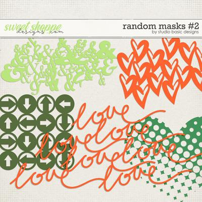 Random Masks #2 by Studio Basic