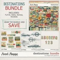Destinations: Bundle by Blagovesta Gosheva