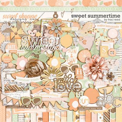 Sweet Summertime by Traci Reed