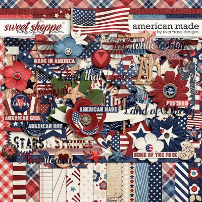 American Made By River Rose Designs
