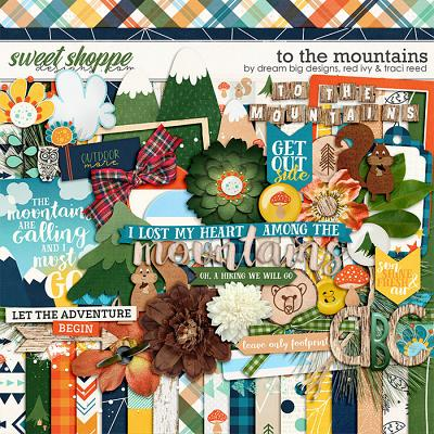 DUO 1 - To the Mountains by Dream Big, Red Ivy & Traci Reed