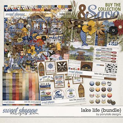 Lake Life Bundle by Ponytails