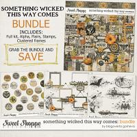Something Wicked This Way Comes: Bundle by Blagovesta Gosheva