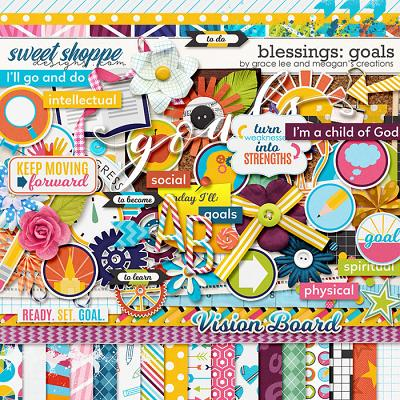 Blessings: Goals by Grace Lee & Meagan's Creations