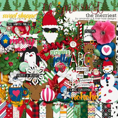 The Merriest by Amanda Yi and River Rose Designs