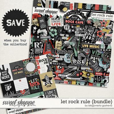 Let Rock Rule {bundle} by Blagovesta Gosheva