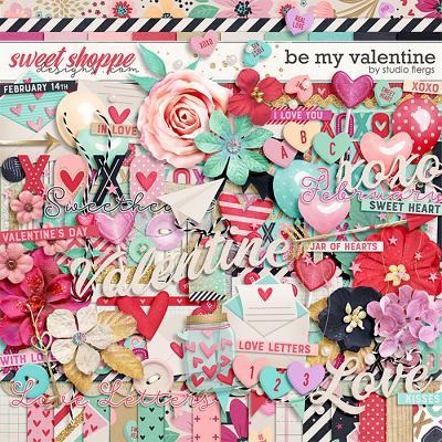 Be My Valentine by Studio Flergs
